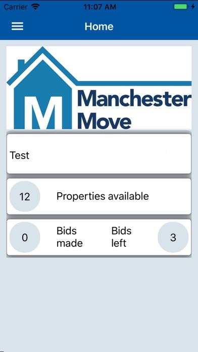 Manchester Move screenshot one