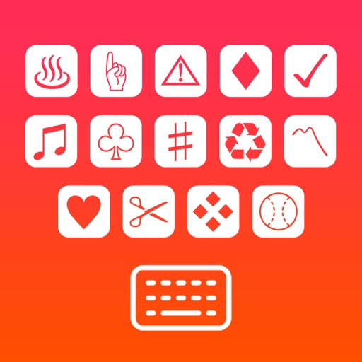 Symbol Keyboard +