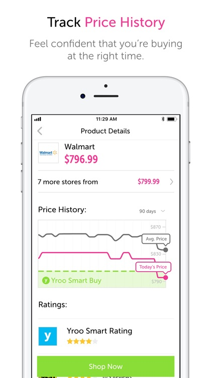 Yroo: Find Daily Deals & Save screenshot-3