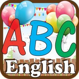 ABC English Alphabets Letters
