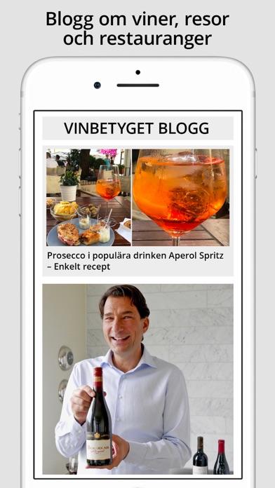 VinBetyget screenshot four
