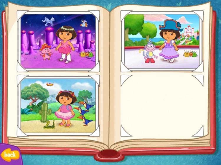 Dora's Dress-Up Adventures! HD screenshot-4