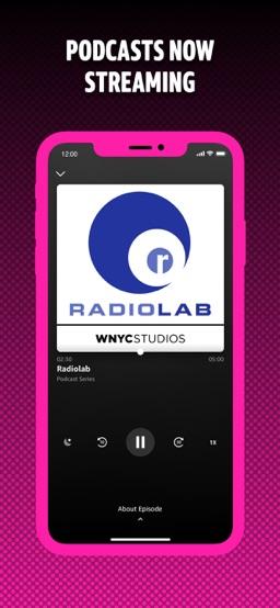 Amazon Music: Songs & Podcasts app screenshot
