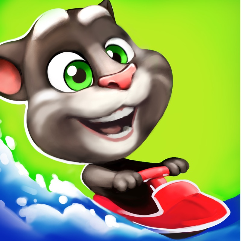 Talking Tom Jetski Hack Tool