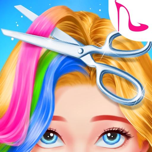 Hair Salon Makeup Stylist iOS App