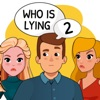 Who is? 2 Brain Puzzle & Chats - iPadアプリ