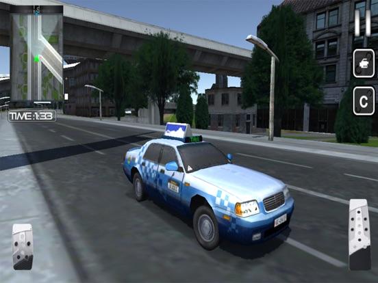 Скачать игру Crazy City Taxi Car Driver 3D
