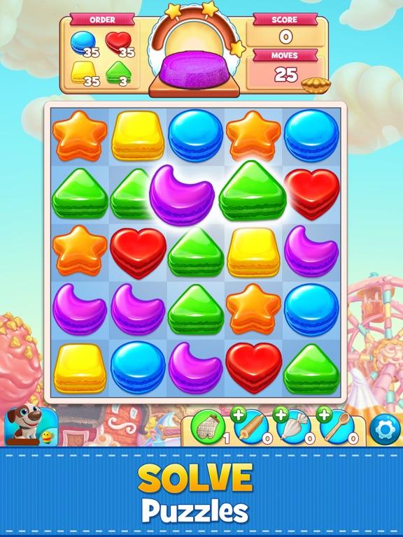 Cookie Jam: Match 3 Games iPad app afbeelding 6
