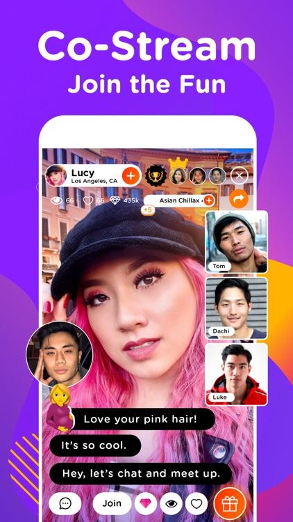 EME Hive - Dating, Go Live screenshot-3