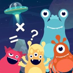 Fun Space Maths