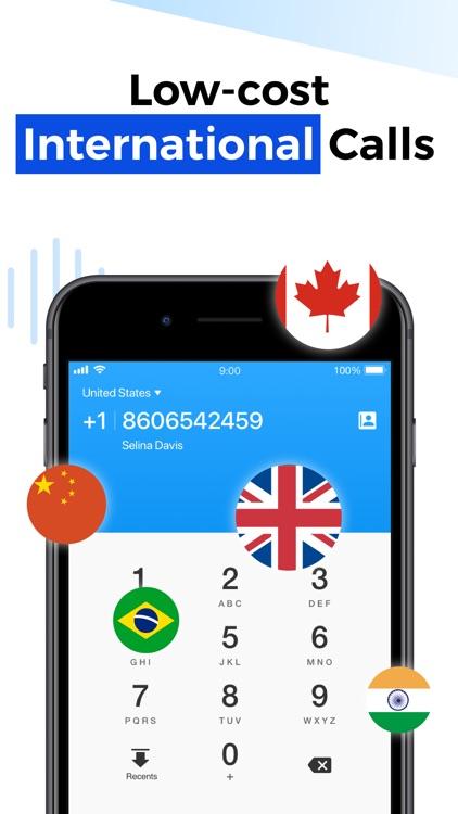 Dingtone: Phone Calls + Texts screenshot-9