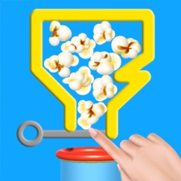 Popcorn Pin - Pull & Loot