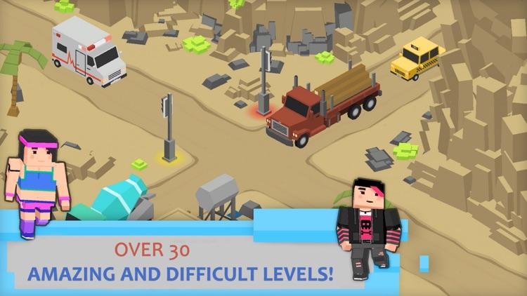 Crossroads: Traffic Light screenshot-3