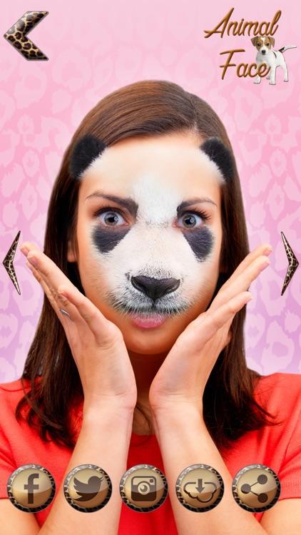 Animal Face Swap Photo Edit.or