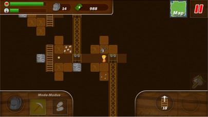 Screenshot #6 for Treasure Miner Lite - 2d gem