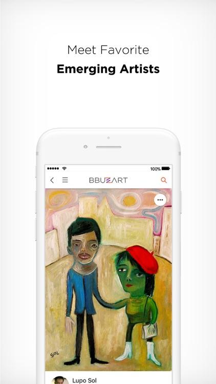 BBuzzArt for Art Lover, Artist