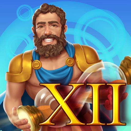 12 Labours of Hercules XII