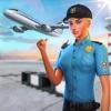 边境 巡 飞机场 官