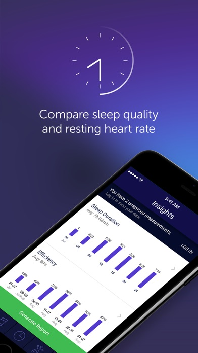 Sleep Time+ Cycle Alarm Timer Screenshots