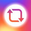 リポスト for Instagram & twitter