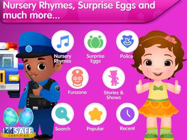 chuchu tv nursery rhymes pro on the app store