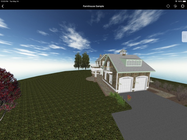 ‎Vectorworks Nomad Screenshot