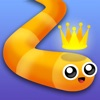 すりざりお - へびのゲーム ミミズ ワーム オンライン - iPadアプリ