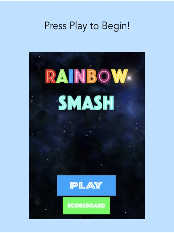Rainbow Smash: a Tile Thriller screenshot #1