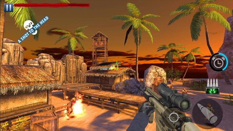 Battlelands Zombie screenshot-5
