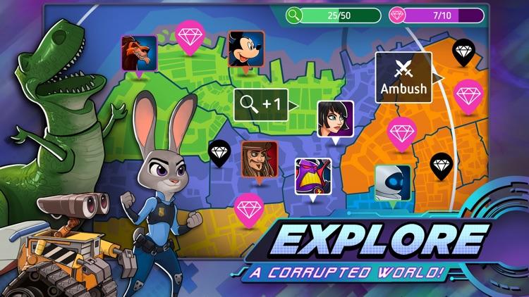 Disney Heroes: Battle Mode screenshot-4