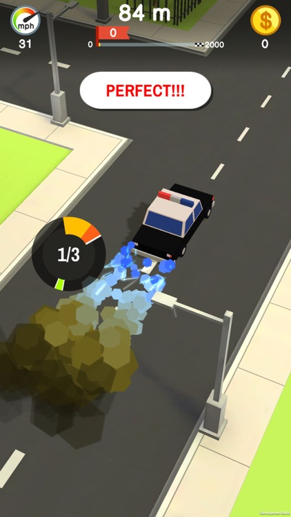 Crashy Cops! screenshot-0