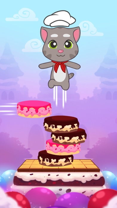 Talking Tom Cake Jump Screenshot 1