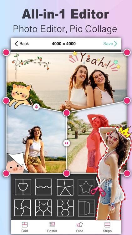 Collage Maker - Perfect Image screenshot-0