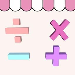 算术小游戏-数学加减乘除