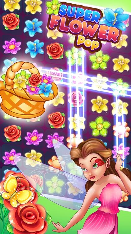 Super Flower Pop screenshot-4