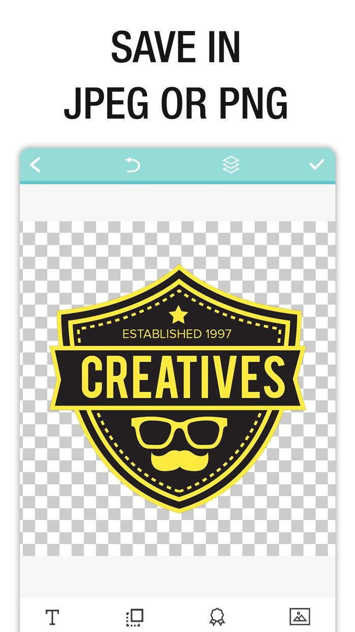 Logo Maker- Logo Creator Screenshot