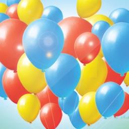 Balloon Pop for Little Kids