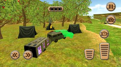 Picnic Camper Van 3D Drive Day screenshot four