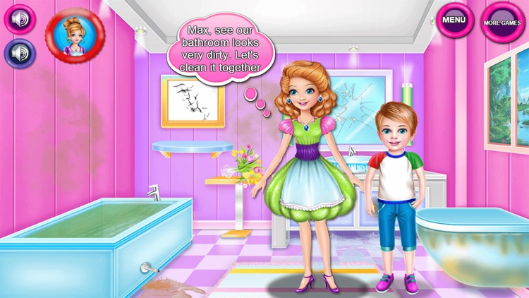 Sandra & Max Learn House-craft screenshot-3