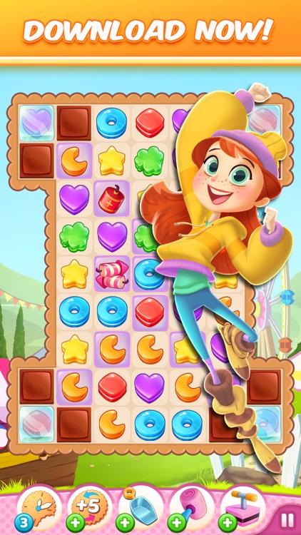 Cookie Crush! Match 3 Game screenshot-4