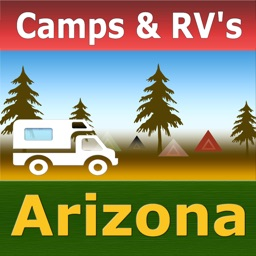 Arizona – Camping & RV spots