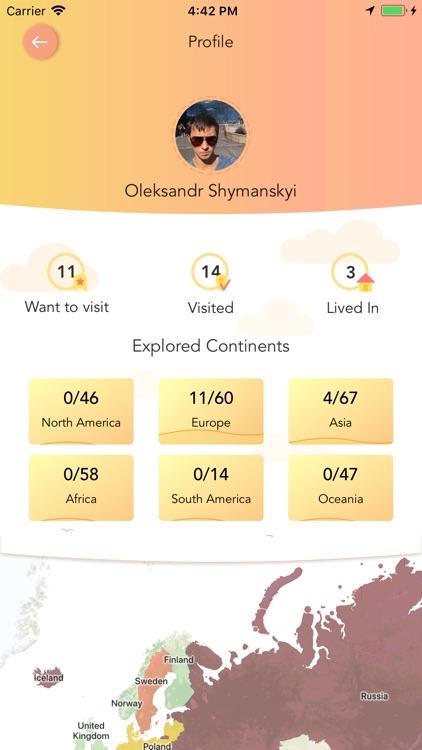 Scratch Map Pro screenshot-4