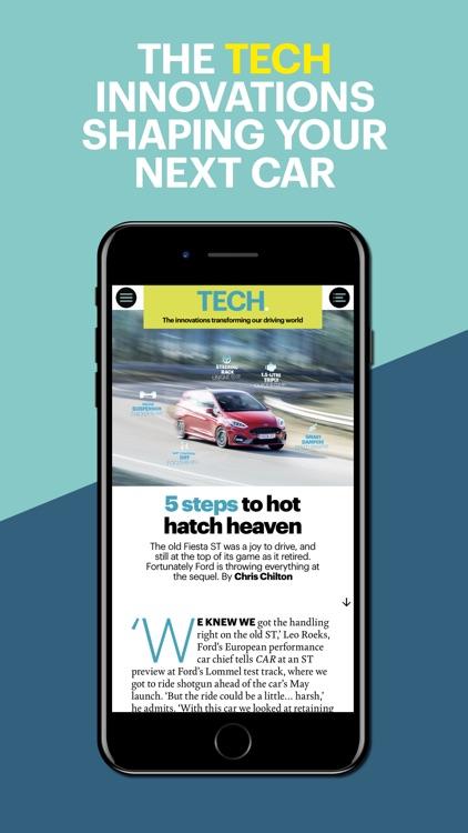 CAR Magazine - News & Reviews screenshot-6