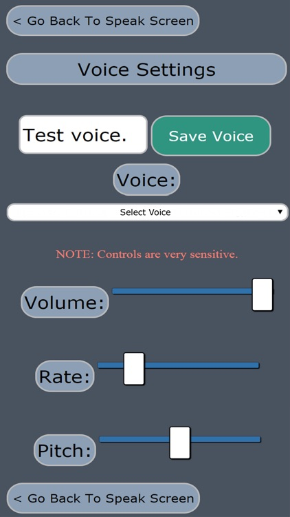 Touch Voice Gold AAC screenshot-3