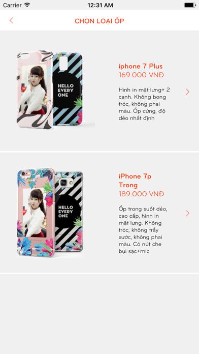 Design Case screenshot three