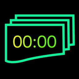 Multi-Timer; Stopwatch & Timer