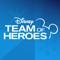 App Icon for Disney Team of Heroes App in Australia App Store