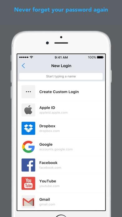 Herunterladen Passwort Safe Manager App für Pc
