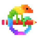 Jeux de coloriage - Pixel Art на пк