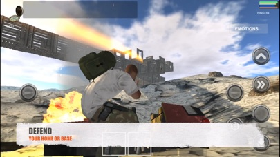 Screenshot 1 Survival Barren Roads